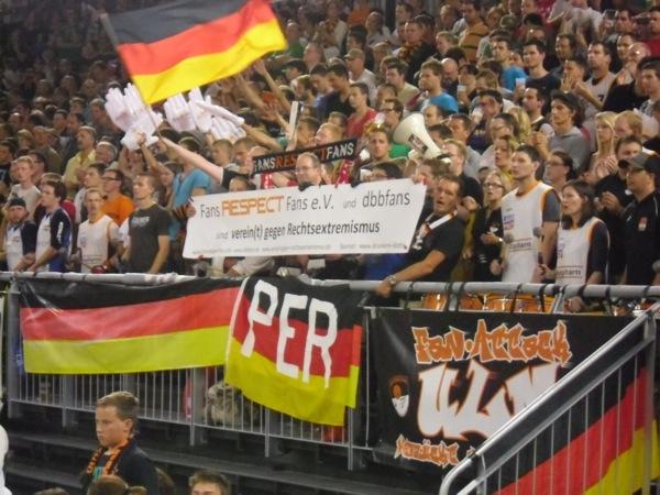 FansrespectFans Banner in Ulm